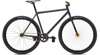 NS Bikes Analog SSP/Tough Commuter bici completa negro Mod. 2017