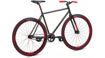 "NS Bikes Analog SSP 28"" bike black 2018"