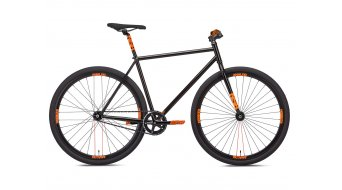 "NS Bikes Analog 28"" Single Speed bici completa . black mod. 2019"