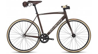Specialized Langster Atlantis 28 Fixie Komplettbike Gr. 52cm brown Mod. 2017