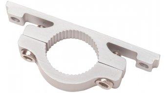 Bontrager stuur bevestiging voor bidonhouder (25.4 & 22.2mm) zilver