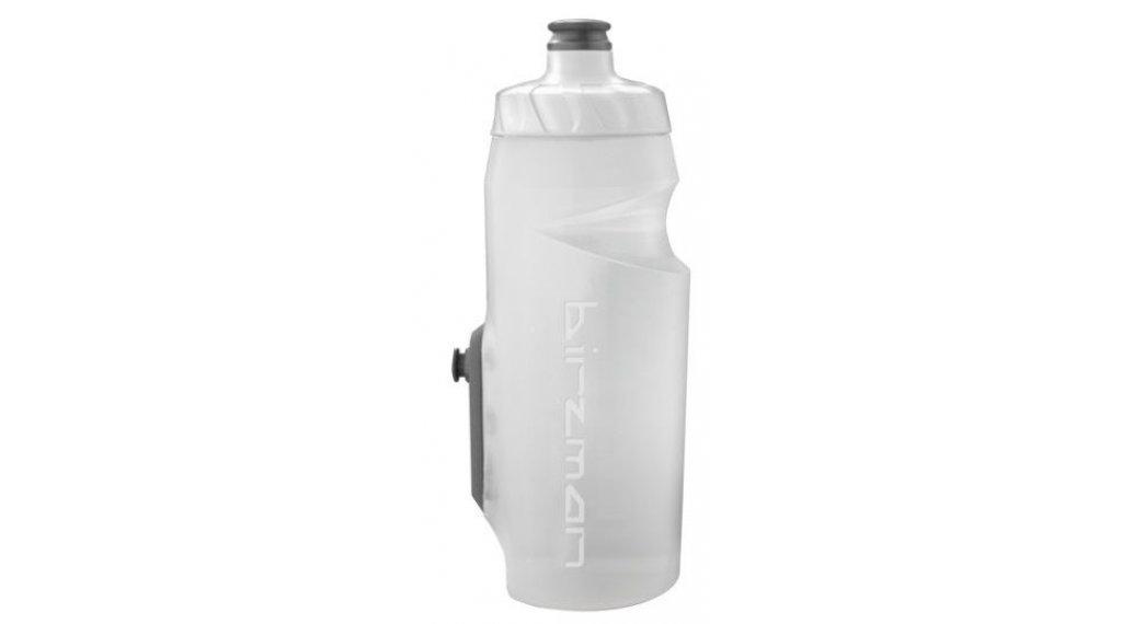 Birzman Cleat Wasserflasche 650ml white