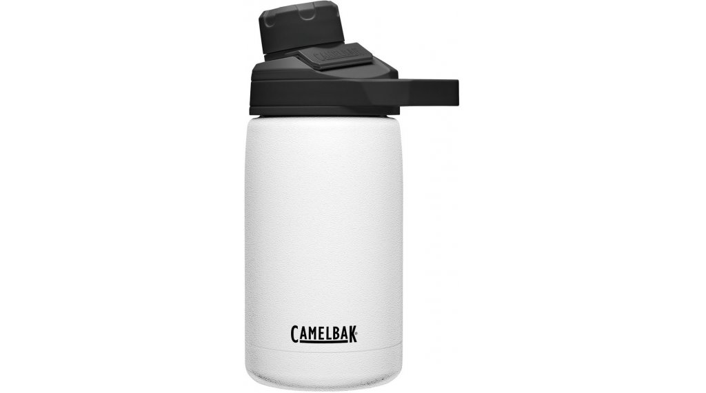 Camelbak Chute Mag Vacuum Insulated Stainless Steel Trinkflasche 400ml white