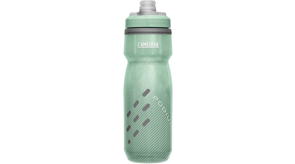 Camelbak Podium Chill Trinkflasche 620ml sage perforated