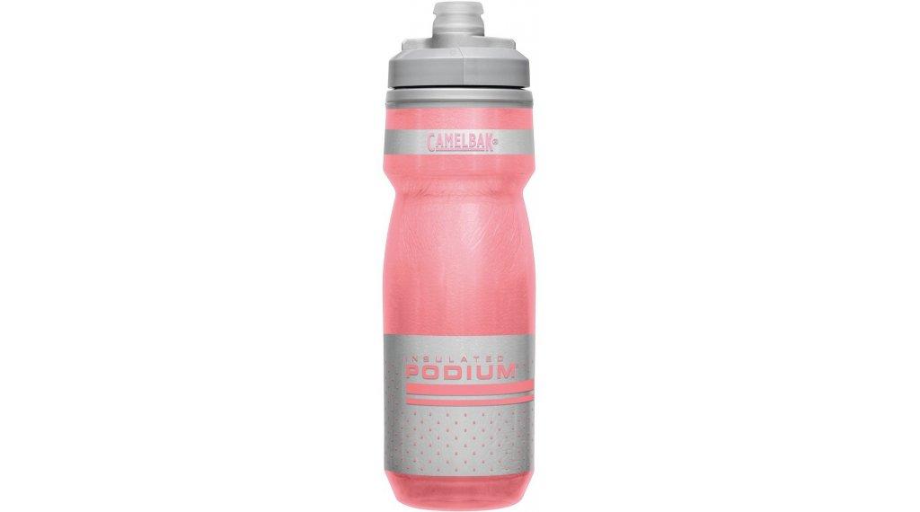 Camelbak Podium Chill Trinkflasche 620ml reflective pink