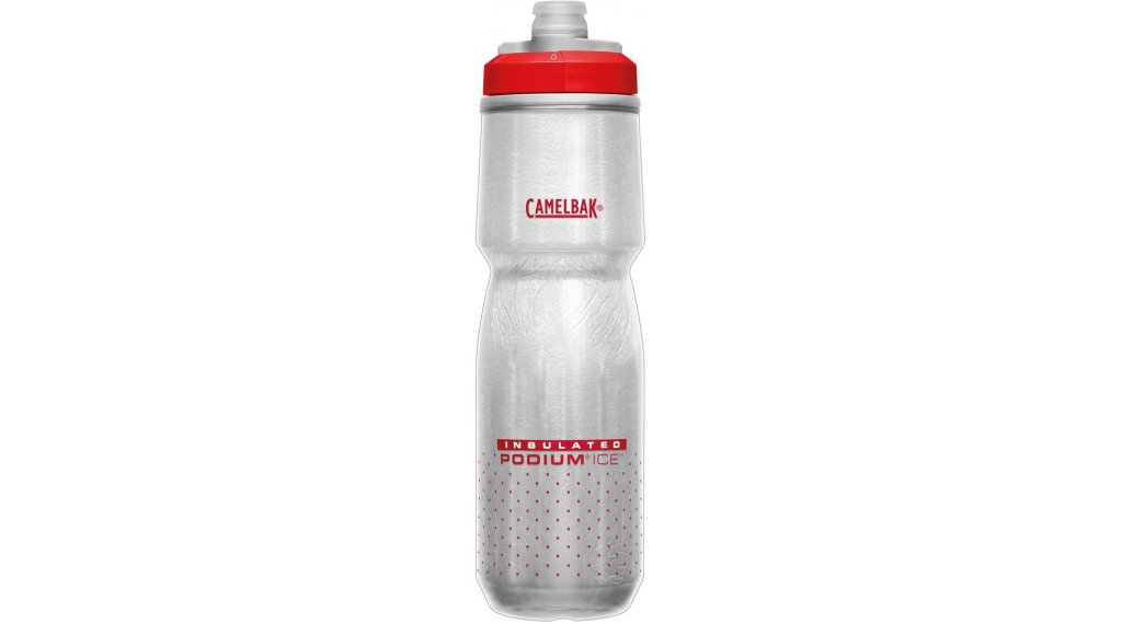 Camelbak Podium Ice Trinkflasche 620ml fiery red