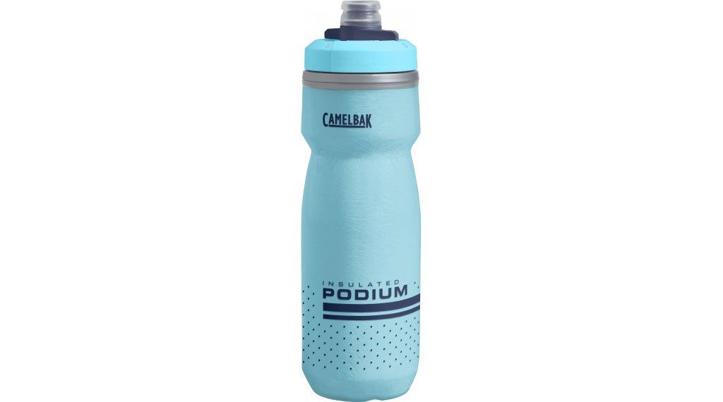 Camelbak Podium Chill Trinkflasche 620ml lake blue
