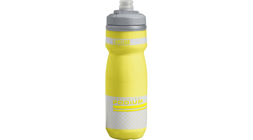 Camelbak Podium Chill Trinkflasche 620ml reflective yellow