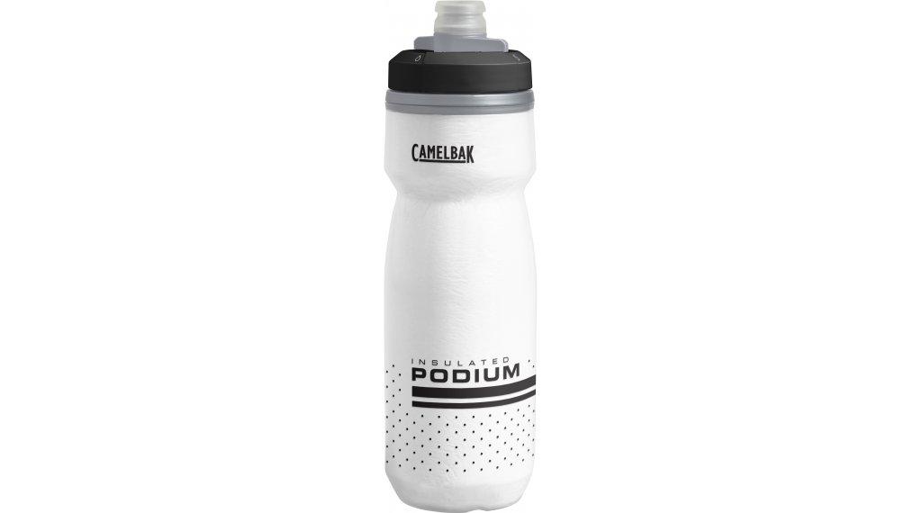Camelbak Podium Chill Trinkflasche 620ml white/black