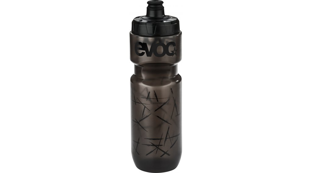 EVOC Logo 饮水瓶 0.75L black 款型 2020