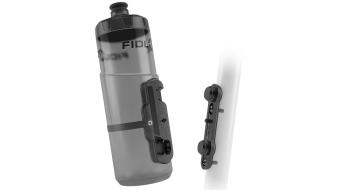 Fidlock Bottle Twist Trinklflasche mit Base und Connector 600ml transparent/black