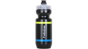 "HIBIKE ""Racing Team"" Specialized Purist Trinkflasche 0.65l schwarz/blau/gelb"