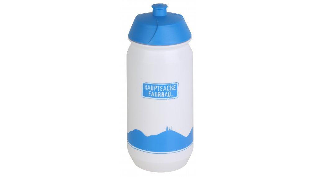 "HIBIKE ""Taunus Frankfurt"" Tacx BIO-饮水瓶 0.5l 蓝色/白色"
