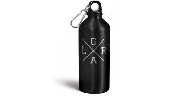 Loose Riders X-logo drinkenfalsche maat.#*en*#750ml#*en*#zwart