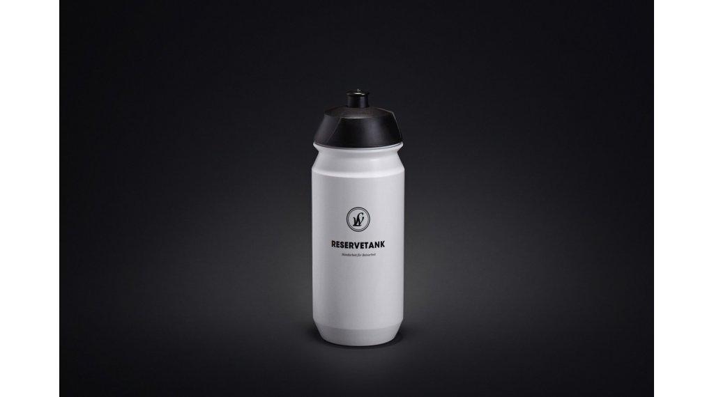Lightweight Reservetank Trinkflasche 500ml weiß