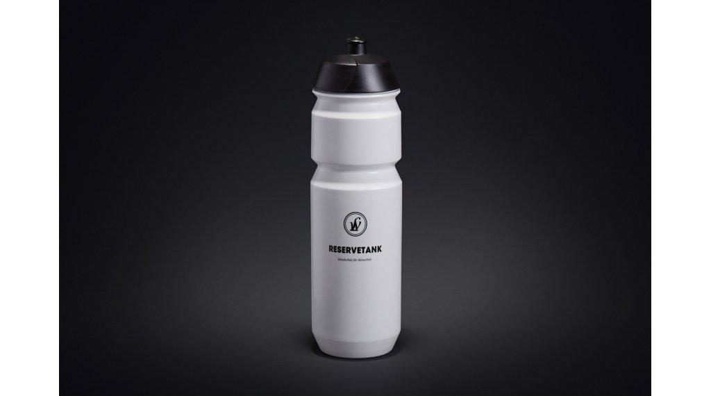 Lightweight Reservetank Trinkflasche 750ml weiß