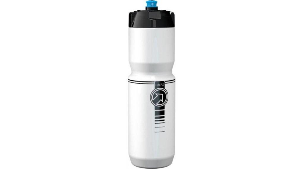 PRO Team Trinkflasche 800ml mit Füllskala white