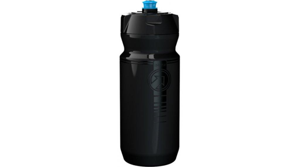 PRO Team Trinkflasche 600ml mit Füllskala black