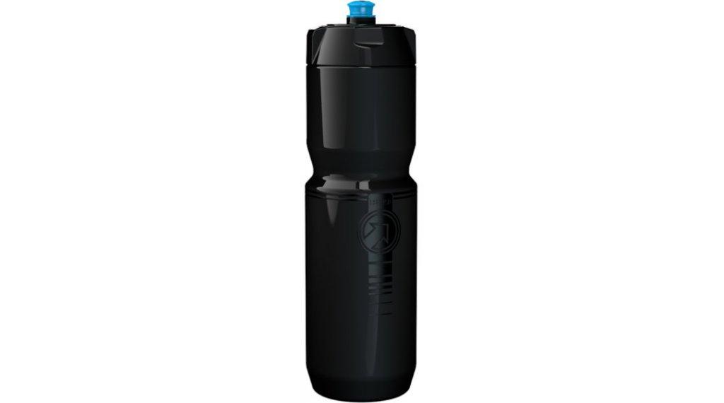 PRO Team Trinkflasche 800ml mit Füllskala black