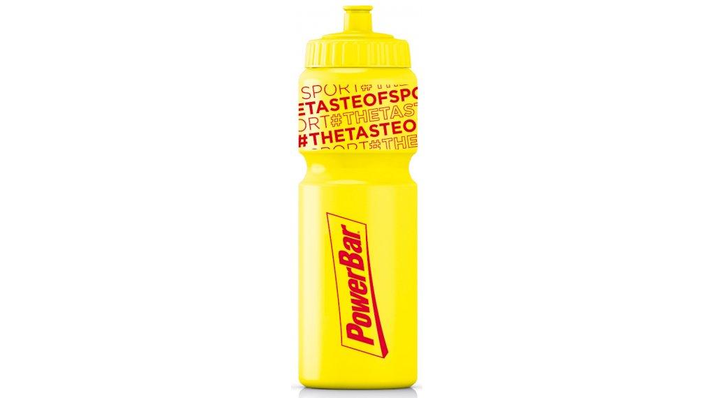 PowerBar Trinkflasche 750ml inkl. Neckhanger yellow
