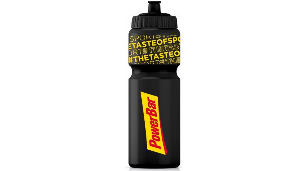 PowerBar Trinkflasche 750ml inkl. Neckhanger black