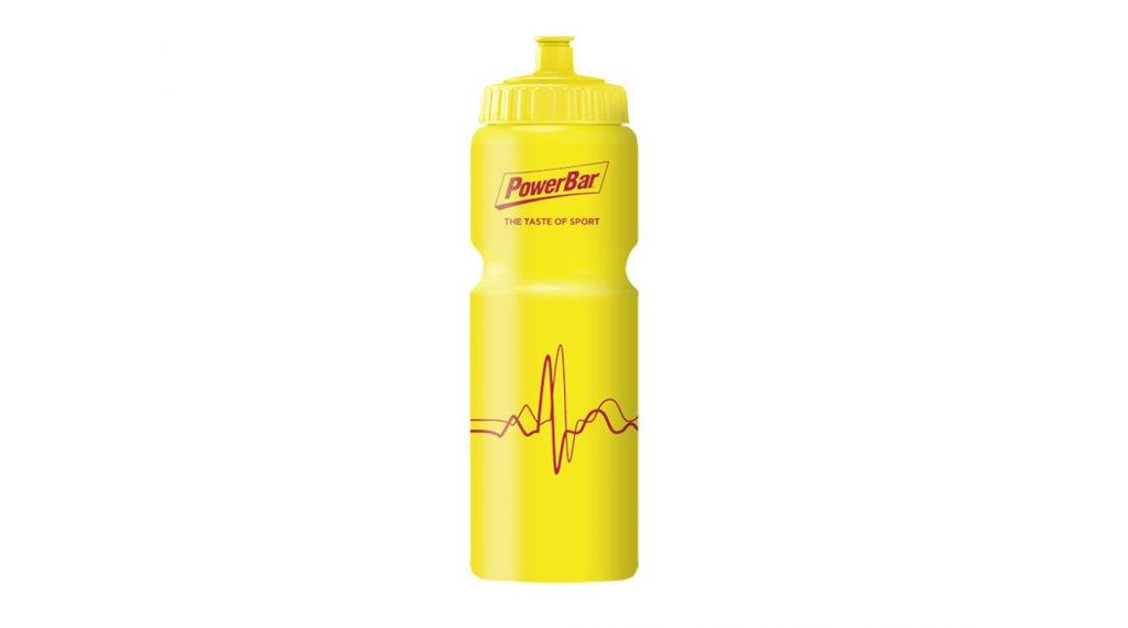 PowerBar Trinkflasche 0.75l gelb/gelb