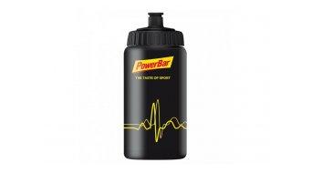 PowerBar Trinkflasche 0.5l schwarz/gelb