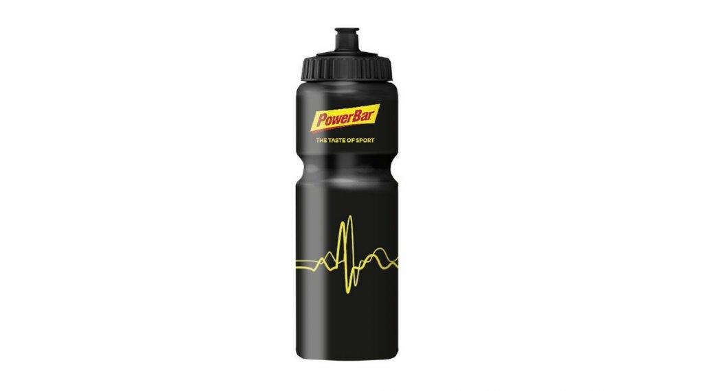 PowerBar Trinkflasche 0.75l schwarz/gelb