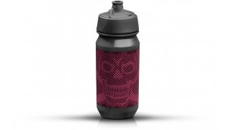 Riesel Design bot:tle Trinkflasche 500ml skull honeycomb pink