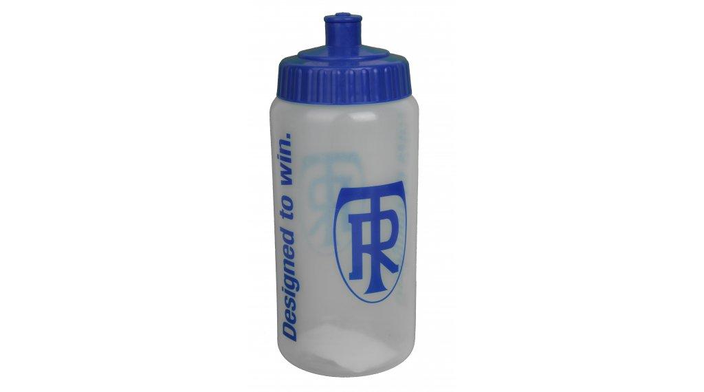 Ritchey Trinkflasche 500ml transparent/blue