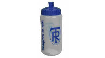 Ritchey Trinkflasche transparent/blue