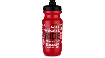 Specialized Little Big Mouth 饮水瓶 620ml red/white