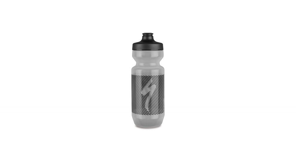 Specialized Purist Watergate Trinkflasche 650ml translucent/s-logo