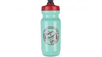 Specialized Little Big Mouth bidon 620ml turquoise/find your road