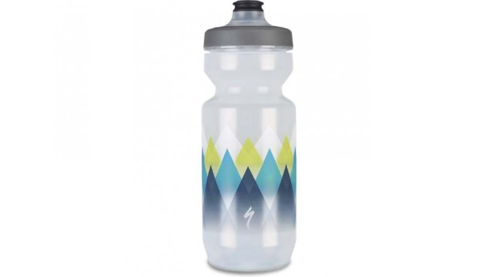 Specialized Purist Watergate Trinkflasche 620ml translucent/blue/ion