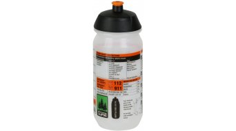 Tune bidón para beber transparente/naranja