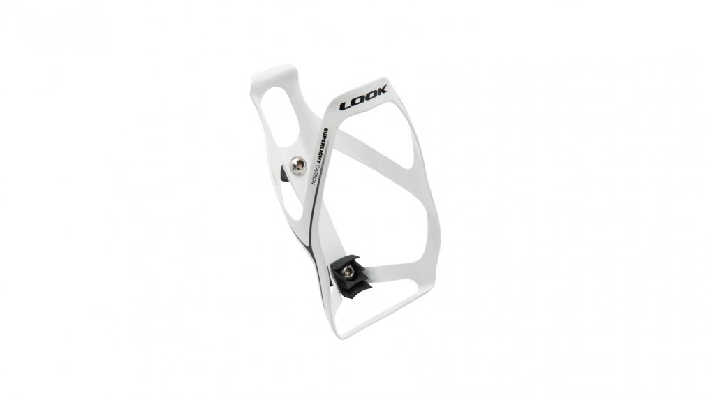 Look SL Bottle Cage 水瓶架 white shiny