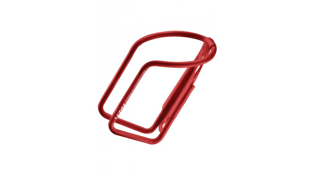 Lezyne Power Cage Flaschenhalter rot