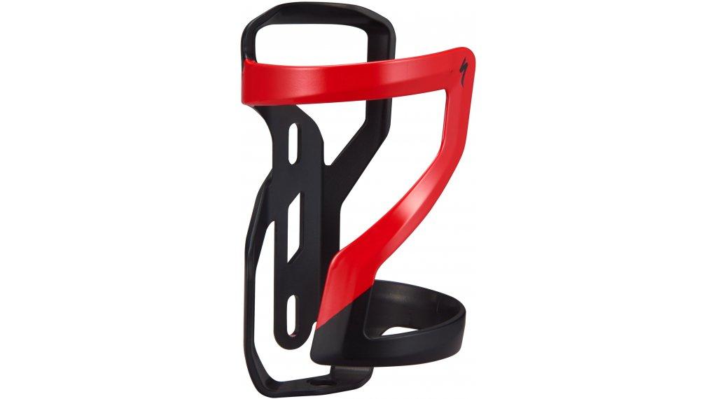 Specialized Zee Cage II portabidones side-load:right matte negro/flo rojo