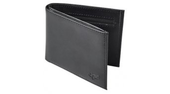FOX Bifold Leather portemonnee unisize zwart