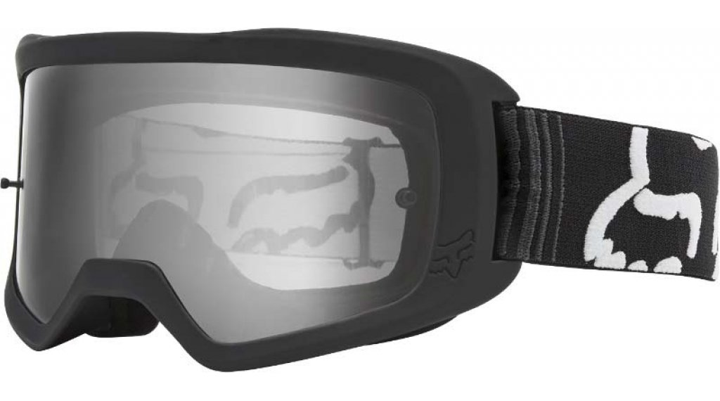 Fox Main Race (Clear-lense) Goggle blue