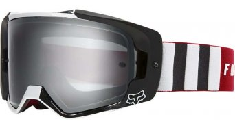 Fox Vue Vlar (Mirror-lense) Goggle flaming rojo