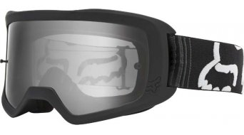 Fox Main Race (Clear-lense) Kinder-Goggle black
