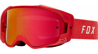 FOX Vue MX Goggle red