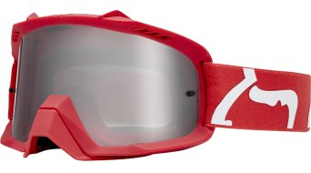 Fox Air Space Race MX Goggle red