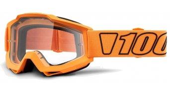 100% Accuri Anti-Fog Clear Lens Goggle Gr. unisize luminari
