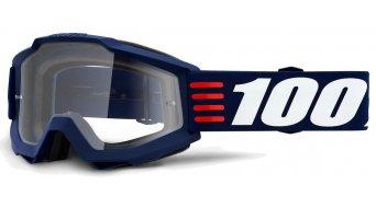 100% Accuri Anti-Fog Clear Lens Goggle 型号 均码