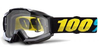 100% Accuri Anti-Fog Clear Lens Goggle unisize