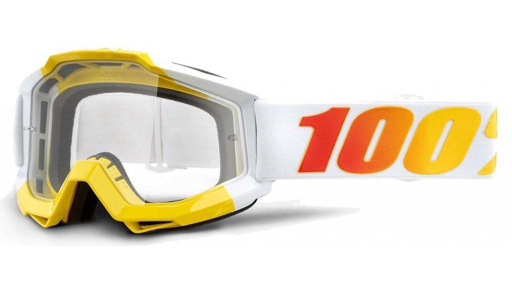 100% Accuri Anti-Fog Clear Lens Goggle Gr. unisize astra