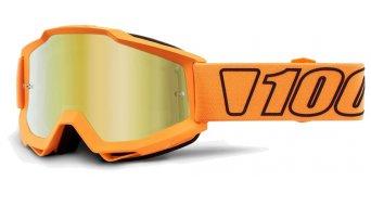 100% Accuri Goggle unisize (Anti-Fog Mirror Lens)